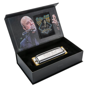 Hohner Billy Joel Signature Harmonica Key of C