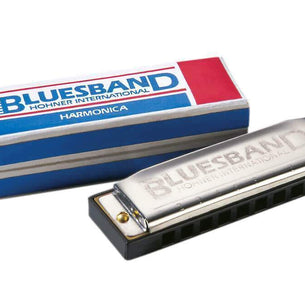 Hohner Blues Band Harmonica | Key of G