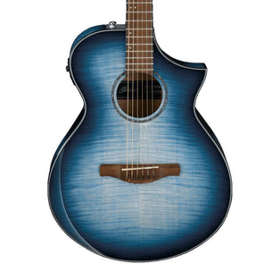 Ibanez AEWC400 Acoustic Electric Guitar | Indigo Blue Burst Default Title