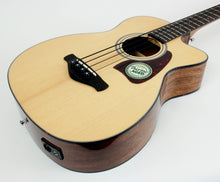 Ibanez Artwood AVCB9CE Acoustic Bass Guitar