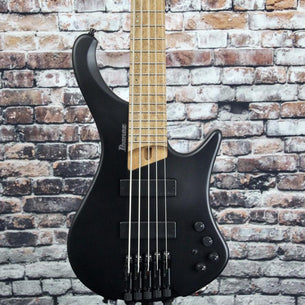Ibanez EHB1005 Headless Bass | Black Flat