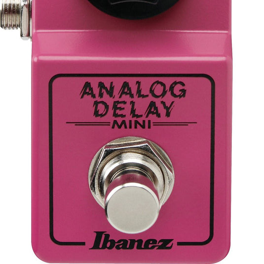 Ibanez Mini Analog Delay Effects Pedal