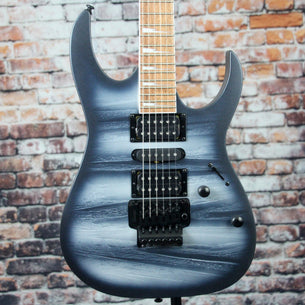Ibanez RG470DX BPM Electric Guitar | Black Planet Matte