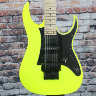 Ibanez RG550 Desert Sun Yellow Genesis Collection Electric Guitar