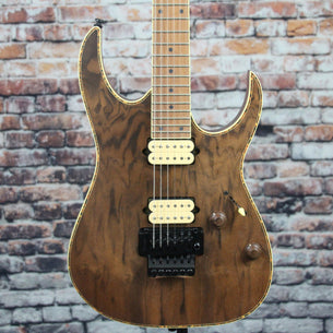 Ibanez RGEW520MCW Electric Guitar | Black Walnut Top