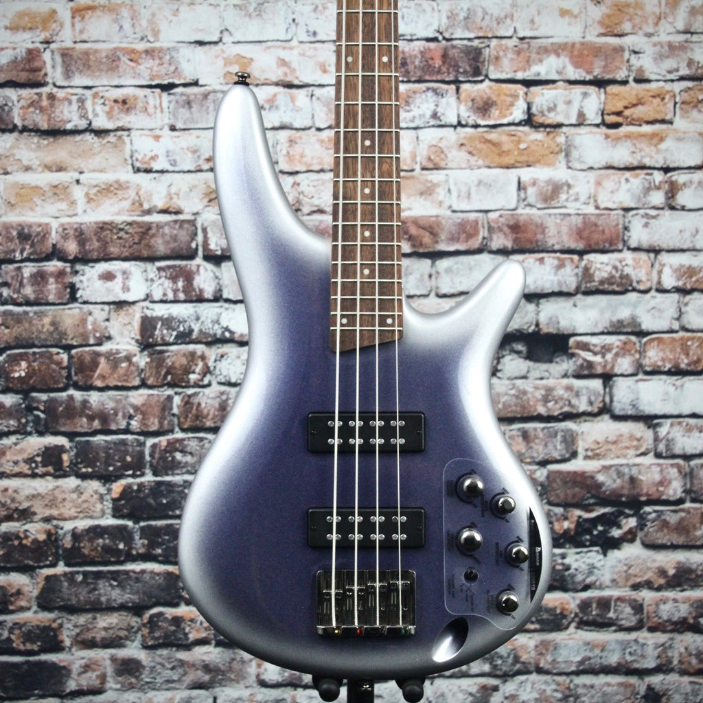 Ibanez SR300E Bass Guitar | Night Snow Burst