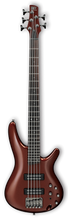 Ibanez SR305e 5 String Bass Guitar Root Beer Metallic