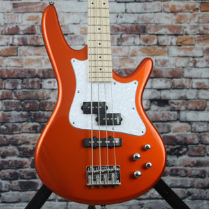Ibanez SRMD200 Mezzo Bass Guitar | Roadster Orange Metallic