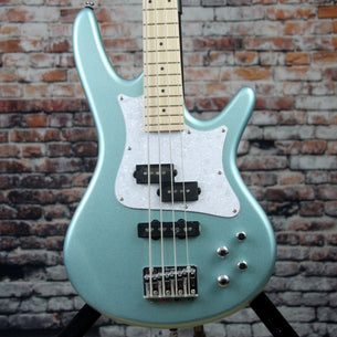 Ibanez SRMD200 Mezzo Bass Guitar | Sea Foam Pearl Green