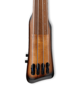 Ibanez UB804 Upright Bass | Mahogany Oil Burst