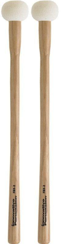 Innovative Peruccsion FBX-2 Small Bass Drum Mallets