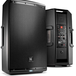 "JBL EON615 15"" Two-Way Active Loudspeaker 