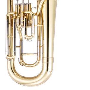 John Packer JP074 Euphonium | 3 Value | Gold Lacquer