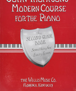 John Thompson Modern Course For The Piano - 2nd Grade Book