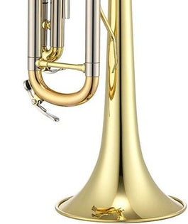 Jupiter JTR700 Standard Series Bb Trumpet Lacquered Brass Finish