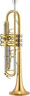 Jupiter JTR700 Standard Series Bb Trumpet Lacquered Brass - Rose Brass Bell / Leadpipe