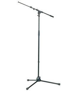 K&M Microphone Stand With Telescoping Boom | 210/9