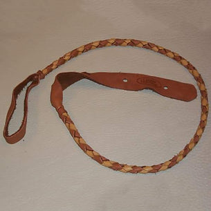 Lakota Leathers LK-RGO Round Braid Mando Gold