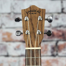 Lanikai Acoustic/Electric Concert Ukulele with Cutaway | Oak