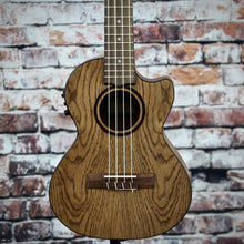 Lanikai Acoustic/Electric Tenor Ukulele with Cutaway | Oak