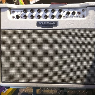 LONE STAR SPECIAL 1X12 COMBO CREAM/BLACK
