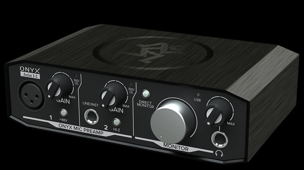 Mackie Onyx Artist 1-2 Audio Interface