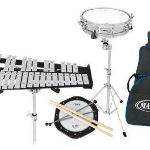 Mapex MCK1432DP Drum Set | Bell and Snare Kit