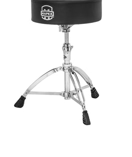 Mapex T750A Round Top Drum Throne Heavy Duty