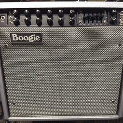 MARK FIVE 1X12 SILVER BRONCO CUSTOM