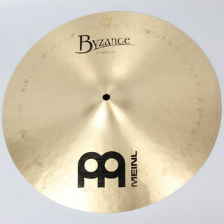 "Meinl 16"" Byzance Traditional Medium Crash Cymbal 