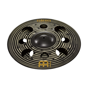 "Meinl 16"" Classics Custom Dark Trash Stack"