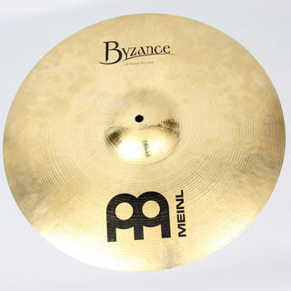 "Meinl 18"" Byzance Brilliant Medium Thin Crash Cymbal 