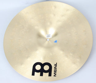 "Meinl 18"" Byzance Traditional Extra Thin Hammered Crash Cymbal 