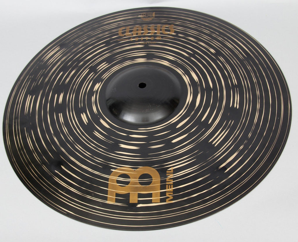 "Meinl 19"" Classics Custom Dark Crash Cymbal 