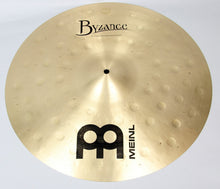 "Meinl 20"" Byzance Traditional Extra Thin Hammered Crash 