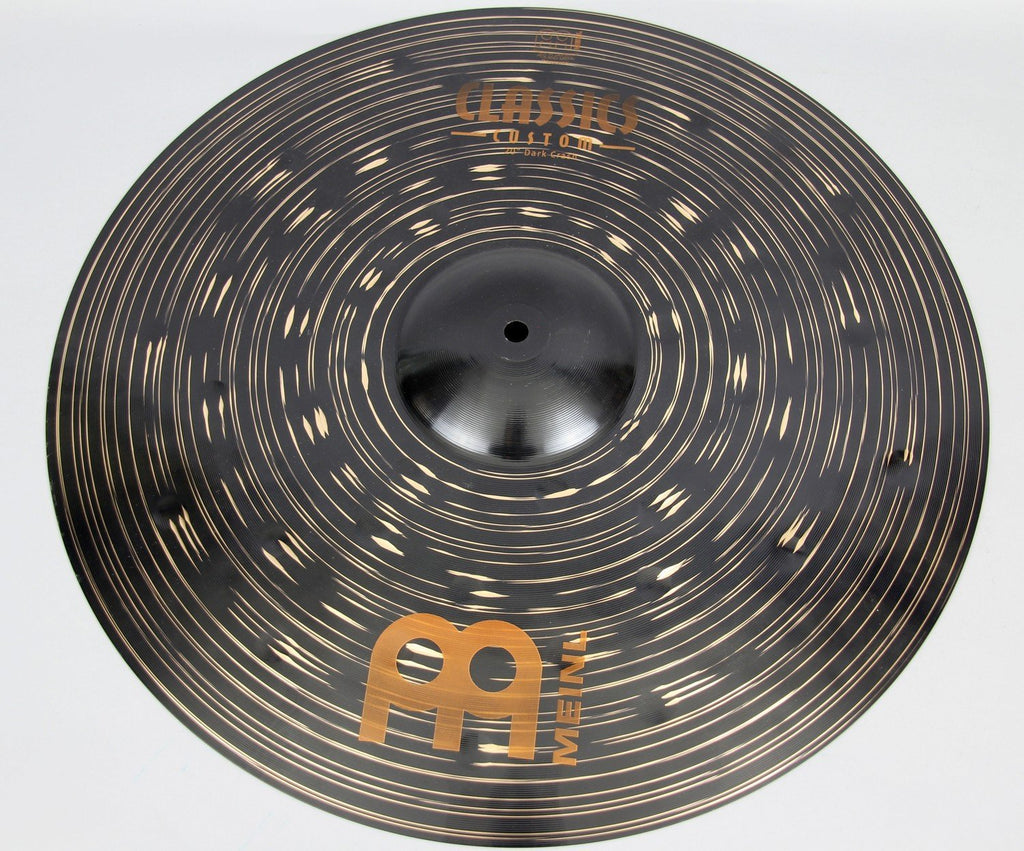 "Meinl 20"" Classics Custom Dark Crash Cymbal 