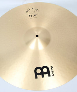 "Meinl 20"" Pure Alloy Medium Ride Cymbal 