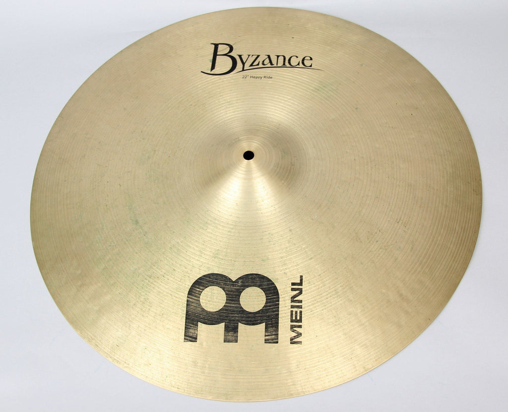 "Meinl 22"" Byzance Traditional Heavy Ride Cymbal 