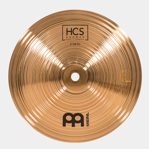 Meinl HCS Bronze High Bell | 8""