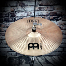 "Meinl HCS Bronze Soundwave Hihat| 14"" Pair"