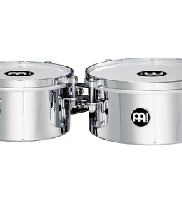 "Meinl MIT810CH Mini Timbales | 8"" and 10"""
