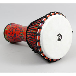 Meinl Rope Tuned Travel Series Djembe | Pharoah's Script