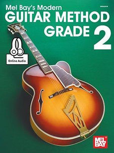Mel Bay's Modern Guitar Method Grade 2