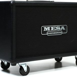 Mesa Boogie 2x12 Horizontal Rectifier Cabinet With Casters