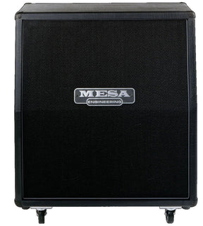 Mesa Boogie 4x12 Traditional Recto Cabinet Straight