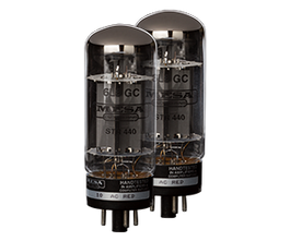 Mesa/Boogie 6L6 GC STR 440 Duet Matched Pair Amp Tubes