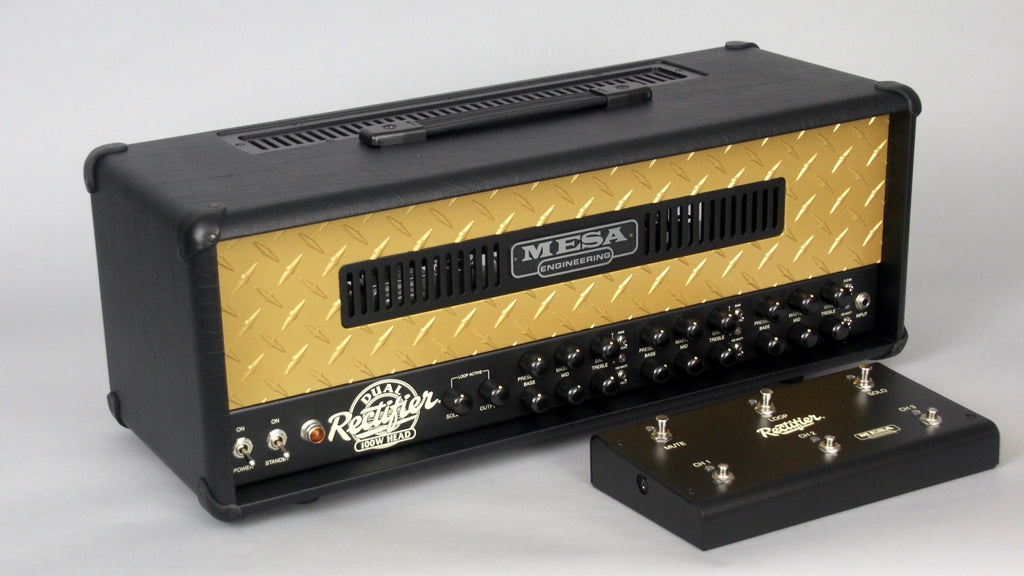 Mesa/Boogie Dual Rectifier Tube Head | 50th Anniversary