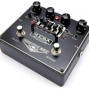 Mesa/Boogie Throttle Box EQ & Overdrive Pedal