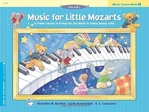 Music For Little Mozarts | Lesson Book 3