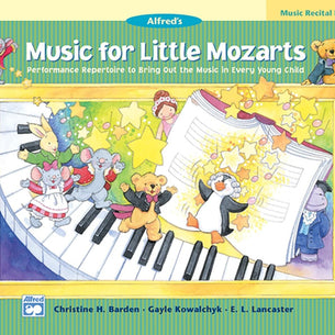 Music For Little Mozarts | Music Recital Book 2